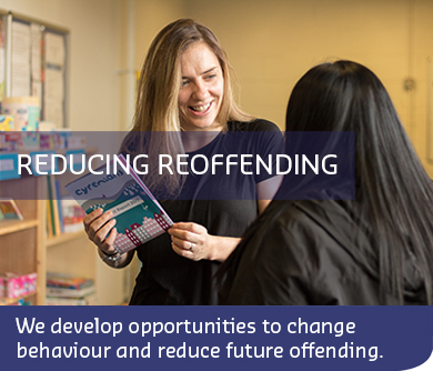 Reducing reoffending